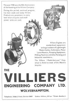 The Villiers Engineering Company