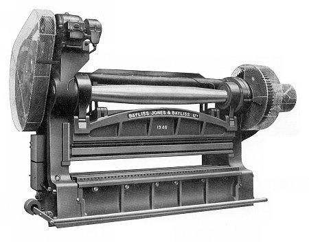 bayliss machine