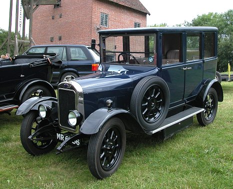 Mike Dancer's 1926 Cly...