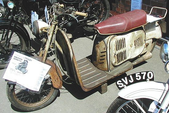 Mercury Motorcycles and Scooters