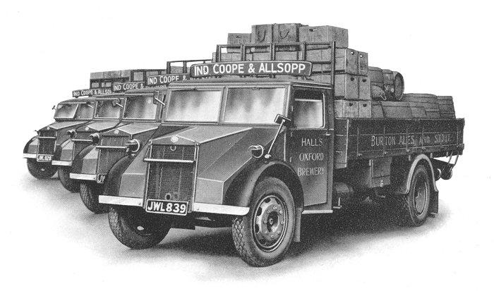British Four-wheeled 30-cwts.