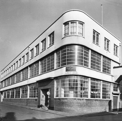 New Factory 1933