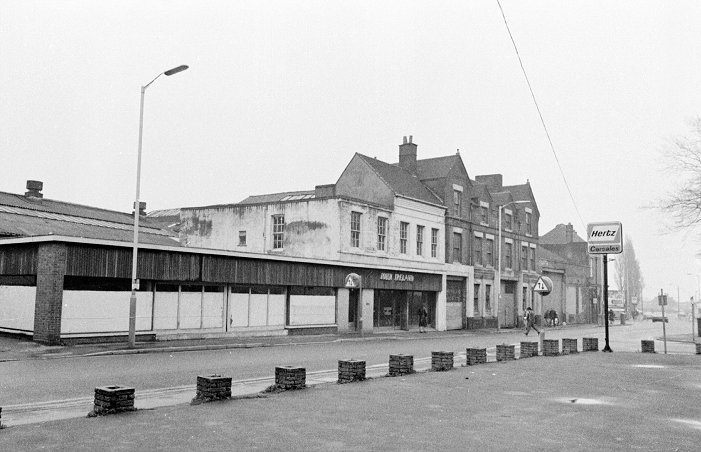 Bilston Shoe Shops