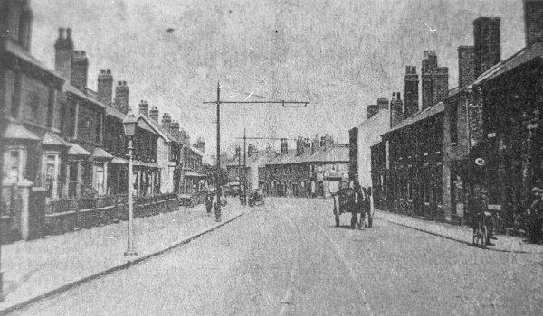 A brief history of darlaston for Mitchell s fish market birmingham